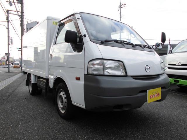 マツダ 冷蔵冷凍車-22℃左サイドドア付