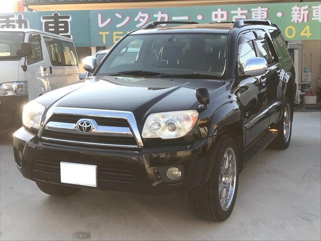 トヨタ SSR-Xリミテッド ナビ 4WD AW オーディオ付