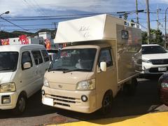 ハイゼットトラックキャンピング HDDナビ バックカメラ