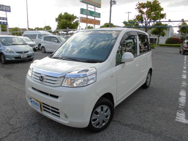 ホンダ G特別仕様車 HIDスマートスペシャル 純正メモリナビ