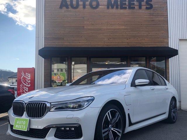 BMW 7シリーズ 740eアイパフォーマンス Mスポーツ