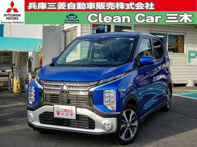 三菱 eKクロス G LEDライト AS&G スマートキー