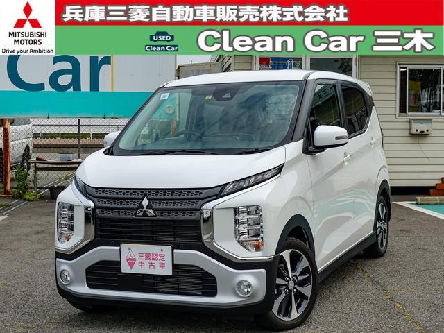「三菱」「eKクロス」「コンパクトカー」「兵庫県」の中古車