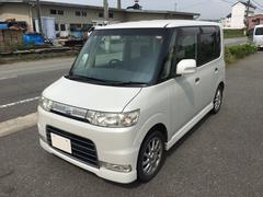 タントカスタムVS HDDナビ フルセグTV 軽自動車 ETC