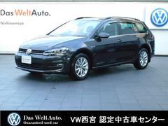 VW ゴルフヴァリアントラウンジ・ETC・ディスカバープロ・RC・ACC