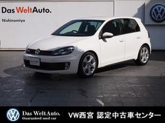 VW ゴルフGTI・純正ナビ・ETC・パドルシフト・クルコン