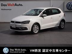 VW ポロTSIコンフォートラインUGP・純正SDナビ・RC・ETC