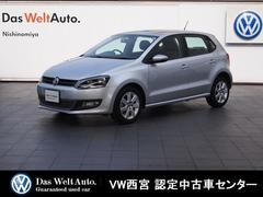 VW ポロTSIハイライン・純正ナビ・オートA/C・Rセンサー・ETC