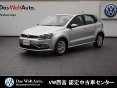 VW ポロCLアップグレードパック・純正SDナビ・AW・RC