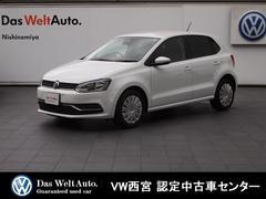 VW ポロTSIコンフォートライン・純正SDナビ・ETC