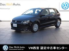 VW ポロTSIコンフォートライン・ポータブルナビ