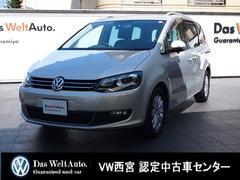 VW シャランコンフォートライン・純正オーディオ・クルコン・ETC