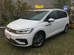 VW ゴルフトゥーランTSI Rライン・ディスカバープロ・RC・ACC・Rキープ