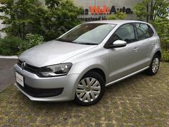 VW ポロTSIコンフォートライン・ポータブルナビ・ETC