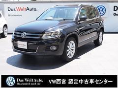 VW ティグアンラウンジ・純正SDナビ・RC・クルコン・ETC
