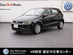 VW ポロTSIコンフォートライン・純正SDナビ・RC・ETC