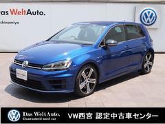 VW ゴルフRベースグレード・ディスカバープロ・ACC・DCC・ETC