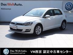 VW ゴルフTSIコンフォートライン・ディスカバープロ・RC・ACC