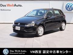 VW ポロプレミアムエディションナビパッケージ・RC・ETC・AW