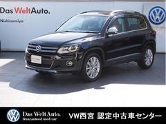 VW ティグアンラウンジ・純正SDナビ・RC・Rセンサー・クルコン・ETC
