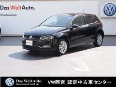 VW ポロコンフォートラインマイスター・純正SDナビ・Rカメラ・ETC