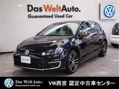 VW ゴルフGTEベースグレード・Dプロ・Rカメラ・ACC