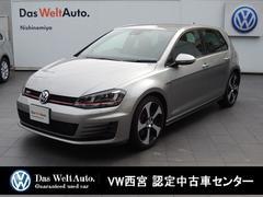 VW ゴルフGTIベースグレード・ディスカバープロ・ACC・DCC・RC
