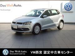 VW ポロTSIコンフォートライン・社外ナビ・ETC・Rカメラ