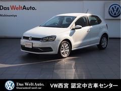 VW ポロ40thエディション・ナビ・ETC・Rカメラ・アルミホイール
