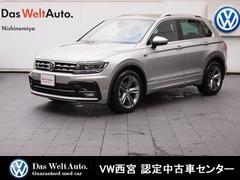 VW ティグアンTSI Rライン・ACC・全方位カメラ・アクティブインフォ