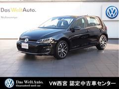 VW ゴルフTSI HLブルーモーション・レザー・Rカメラ・ACC