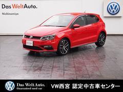 VW ポロGTIベース・SDナビ・ETC・Rカメラ