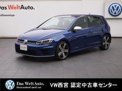 VW ゴルフRベース・Dプロ・ACC・Lキープ・Sアシスト・DCC・Rカメ