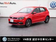 VW ポロGTI純正ナビ・バックカメラ・ETC・オートエアコン・認定中古車