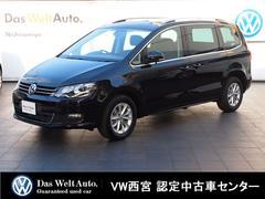 VW シャランTSI コンフォートライン・純正SDナビ・RC・スマートキー
