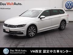 VW パサートヴァリアントTSI Rライン・Dプロ・RC・FRセンサー・シートH