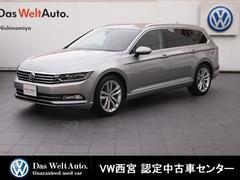 VW パサートヴァリアントTSIハイライン・Dプロ・RC・FRセンサーACC・シートH