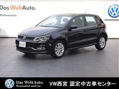 VW ポロTSIコンフォートラインME・純正SDナビ・RC・オートAC