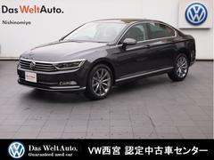 VW パサートTDIハイライン・弊社登録済み未使用車・アクティブインフォ