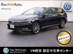 VW パサートヴァリアントTDIハイライン・Dプロ・アクティブインフォ・ACC・ETC