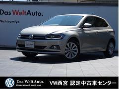 VW ポロTSIハイライン・Dプロ・FRセンサー・RC・ACC・LED