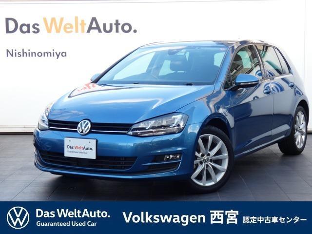 フォルクスワーゲン TSIコンフォートラインブルーモーションテクノロジー Volkswagen 純正インフォテイメントシステム Discover Pro ナビゲーション 衝突軽減ブレーキ スマートエントリキー 認定中古車保証1年間付帯  ETC