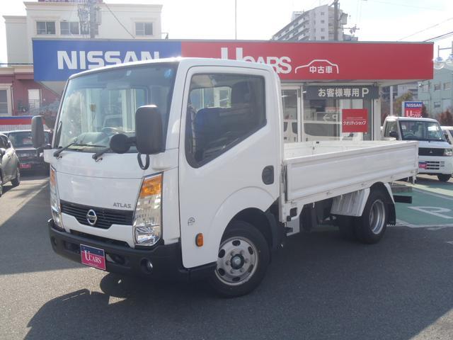 日産 フルスーパーローDX ガソリン車 メモリーナビ ETC