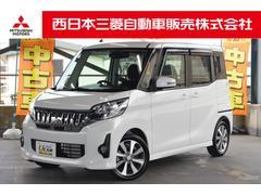 eKスペースカスタムカスタムT 4WD ターボ 両側電動スライド シートヒータ