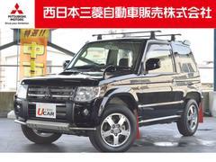 パジェロミニVR ターボ 4WD CDステレオ シートヒーター キーレス