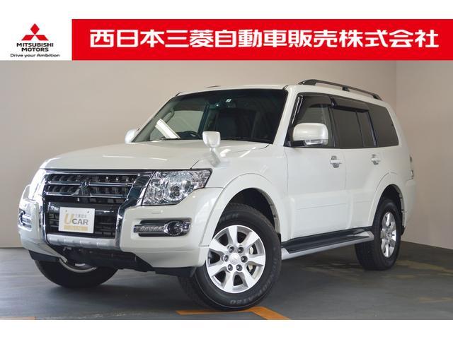 三菱 ロング エクシード ターボ 4WD 7人乗り メモリーナビ