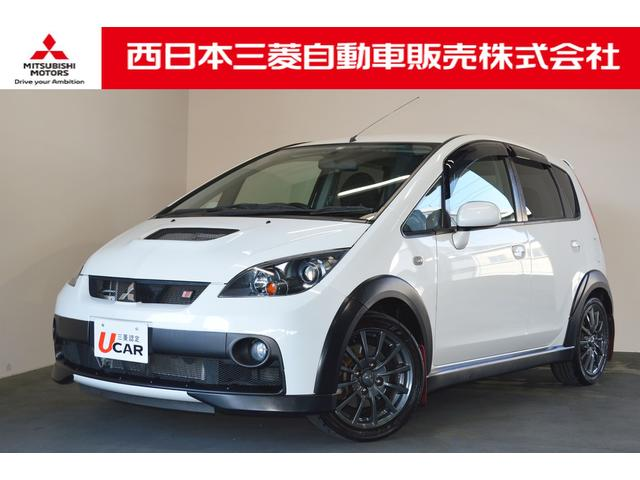 三菱 ラリーアート バージョンR 5速M/T HDDナビ ETC