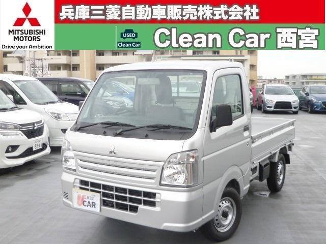 三菱 ミニキャブトラック M 届出済み未使用車