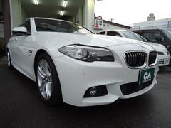 BMW523dツーリング Mスポーツターボ 衝突軽減ブレーキACC