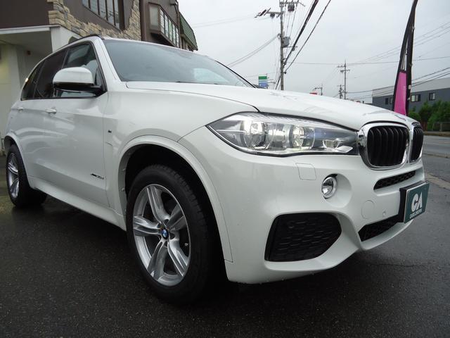 BMW xDrive 35d Mスポーツ セレクトP 7人乗り